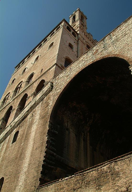 Sezione Ceramiche Palazzo Dei Consoli Gubbio